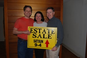 Mike and Marianne Francis rave about Orion's Attic estate sale