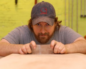 Live edge furniture craftsman makes public debut May 4 at Falls Church estate sale